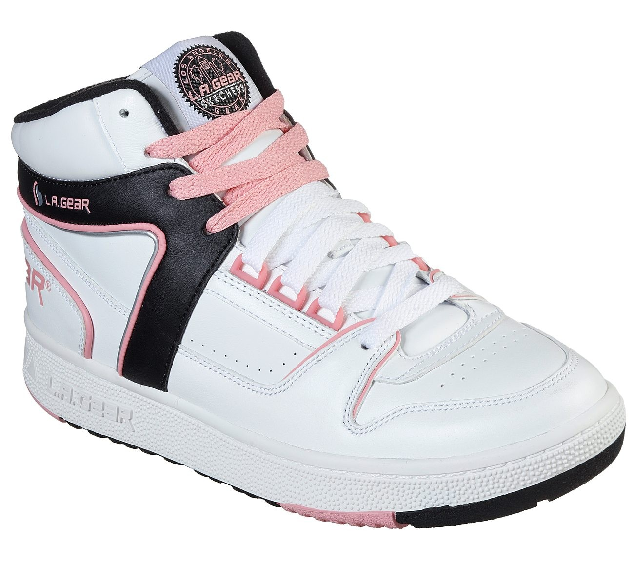Fashion Shoes $21 on | High top basketball shoes, White high