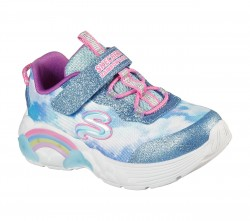 Girls S-Lights Rainbow Racer