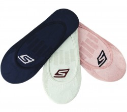 Womens 3 pk. Superlow Liner