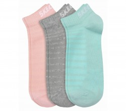 Basic Sock Sneaker 3 Pair Pack